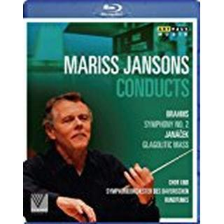 Brahms/ Janacek: Jansons (Symphony No. 2/ Glagolitic) [Mariss Jansons, Tatiana Monogarova] [Arthaus: 108080] [Blu-ray] [2013] [Region Free]